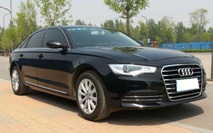 5 Seat Deluxe Car ( Audi A6L )
